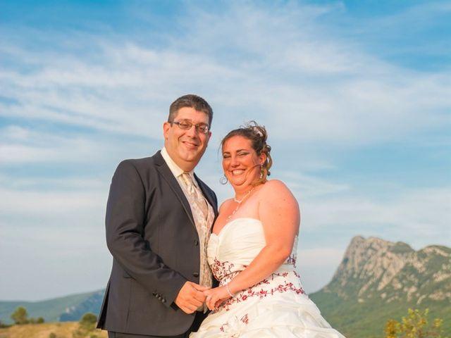 Le mariage de David et Angéline à Saint-Martin-de-Londres, Hérault 87