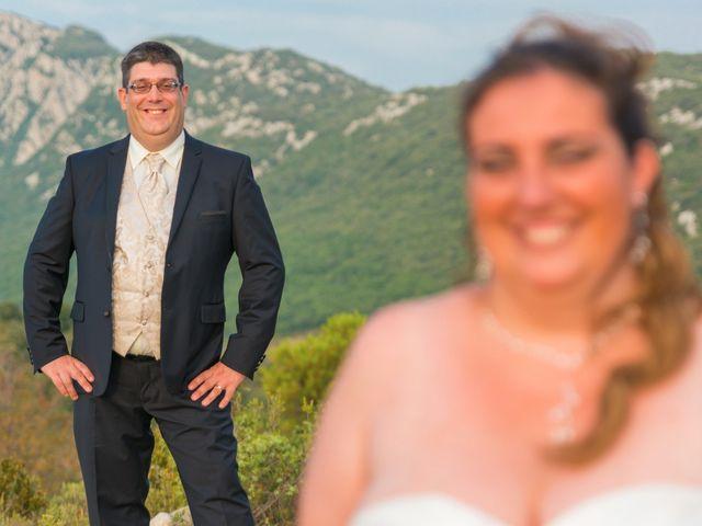 Le mariage de David et Angéline à Saint-Martin-de-Londres, Hérault 99