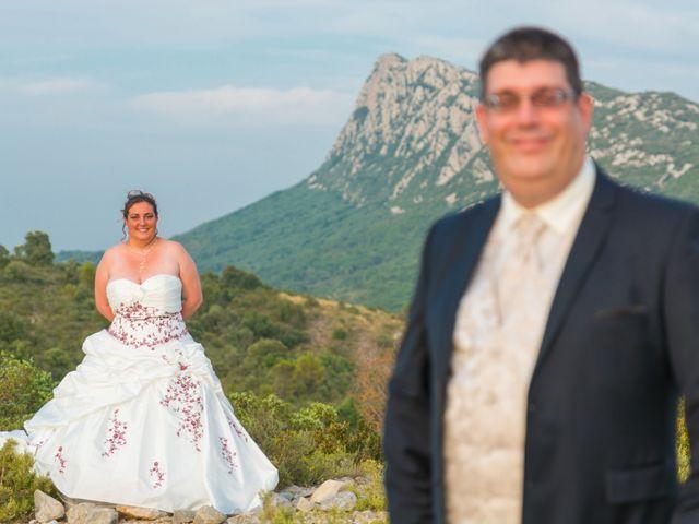 Le mariage de David et Angéline à Saint-Martin-de-Londres, Hérault 101