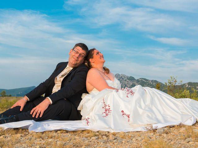 Le mariage de David et Angéline à Saint-Martin-de-Londres, Hérault 105