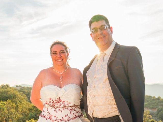 Le mariage de David et Angéline à Saint-Martin-de-Londres, Hérault 112