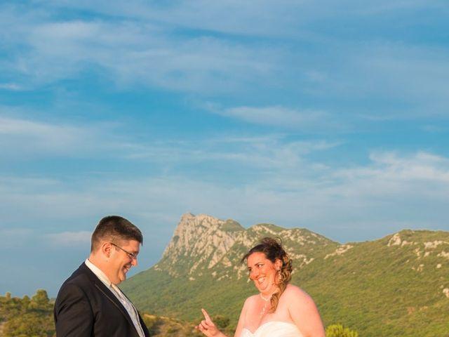Le mariage de David et Angéline à Saint-Martin-de-Londres, Hérault 115