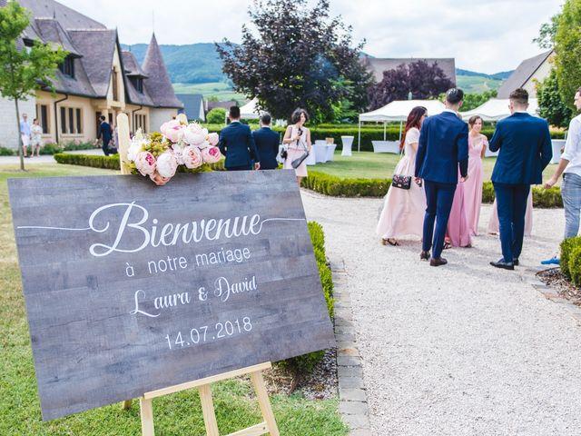 Le mariage de David et Laura à Wettolsheim, Haut Rhin 33
