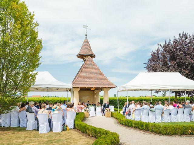 Le mariage de David et Laura à Wettolsheim, Haut Rhin 36