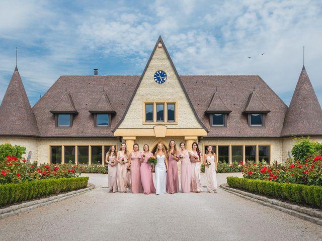 Le mariage de David et Laura à Wettolsheim, Haut Rhin 46