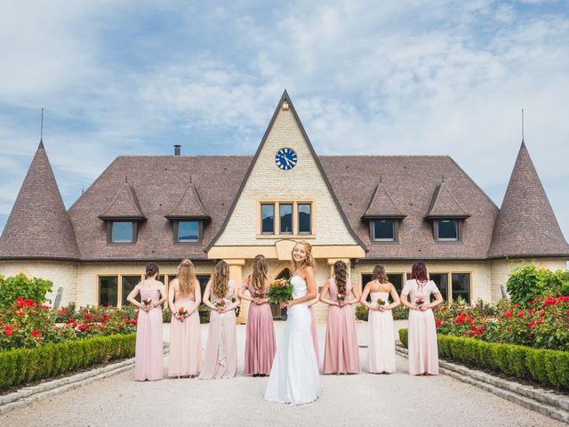Le mariage de David et Laura à Wettolsheim, Haut Rhin 47