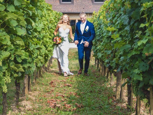 Le mariage de David et Laura à Wettolsheim, Haut Rhin 50