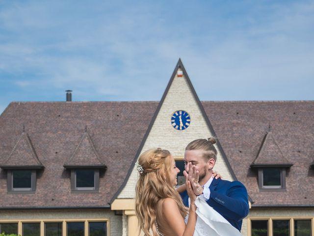 Le mariage de David et Laura à Wettolsheim, Haut Rhin 2