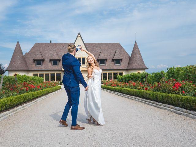 Le mariage de David et Laura à Wettolsheim, Haut Rhin 53