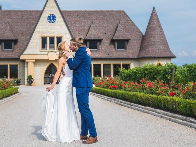 Le mariage de David et Laura à Wettolsheim, Haut Rhin 54