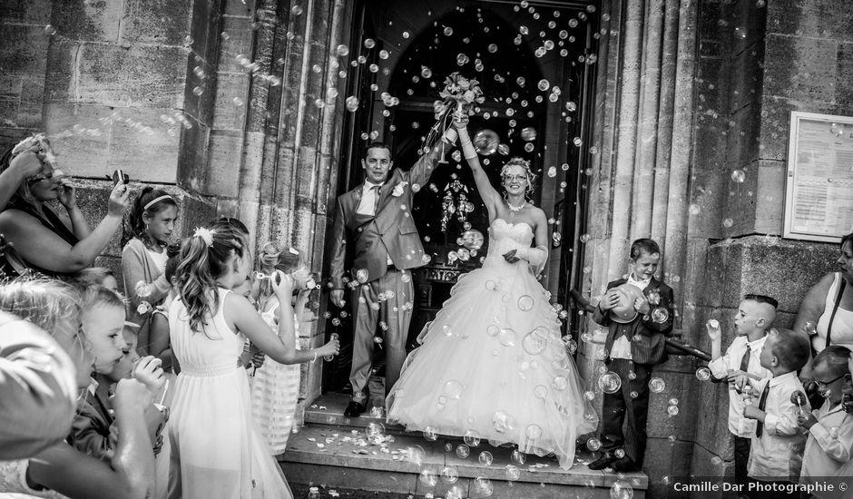 Le mariage de Laurent et Emilie à Monchecourt, Nord