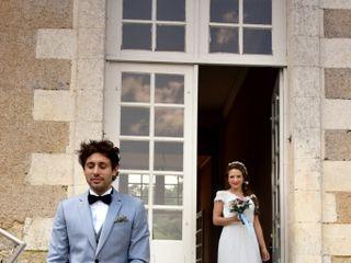 Le mariage de Marlène et Hugo 1