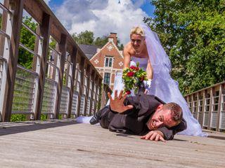 Le mariage de Virginie et Jérome