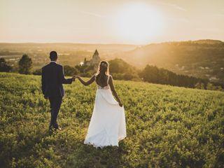 Le mariage de Sophie et Romain