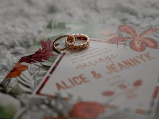 Le mariage de Alice et Jeannyk 3