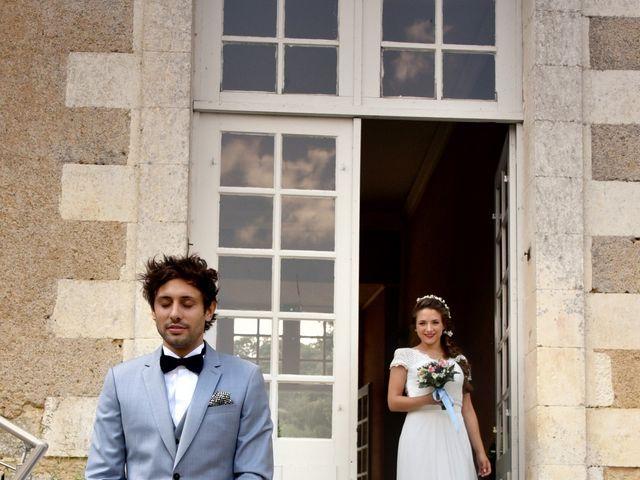 Le mariage de Hugo et Marlène à Fontaine-le-Comte, Vienne 3