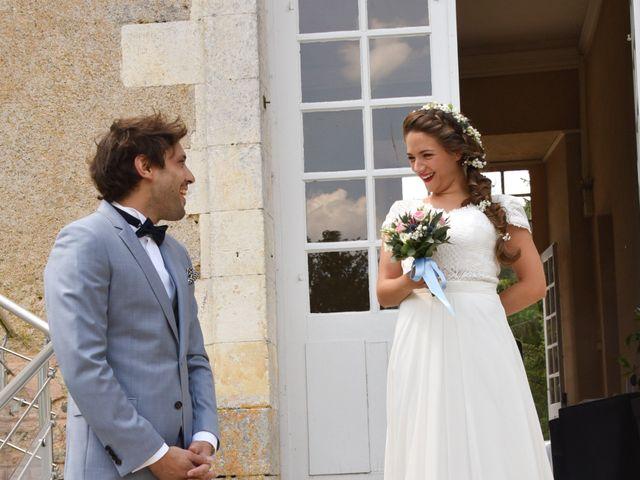 Le mariage de Hugo et Marlène à Fontaine-le-Comte, Vienne 4