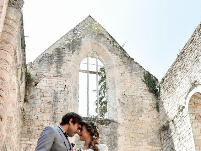Le mariage de Hugo et Marlène à Fontaine-le-Comte, Vienne 2