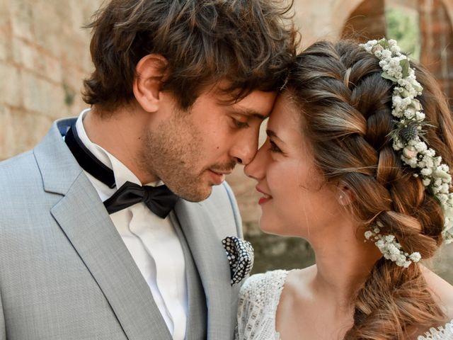 Le mariage de Hugo et Marlène à Fontaine-le-Comte, Vienne 9
