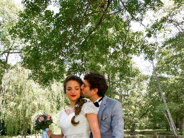 Le mariage de Hugo et Marlène à Fontaine-le-Comte, Vienne 10