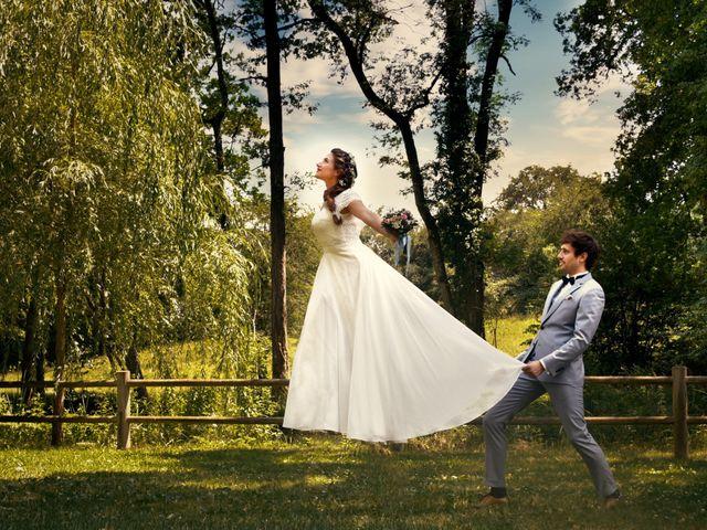 Le mariage de Marlène et Hugo
