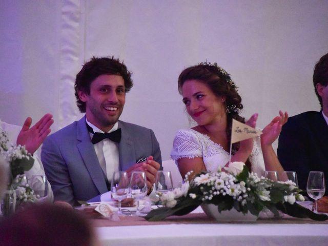 Le mariage de Hugo et Marlène à Fontaine-le-Comte, Vienne 65
