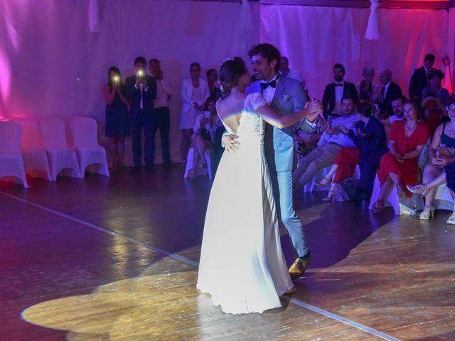 Le mariage de Hugo et Marlène à Fontaine-le-Comte, Vienne 79