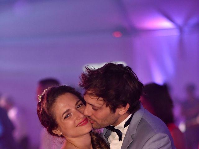 Le mariage de Hugo et Marlène à Fontaine-le-Comte, Vienne 83