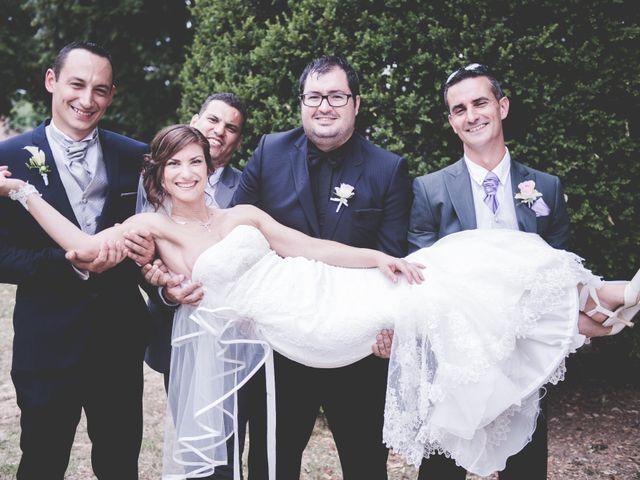 Le mariage de Yann et Laetitia à Dieupentale, Tarn-et-Garonne 10