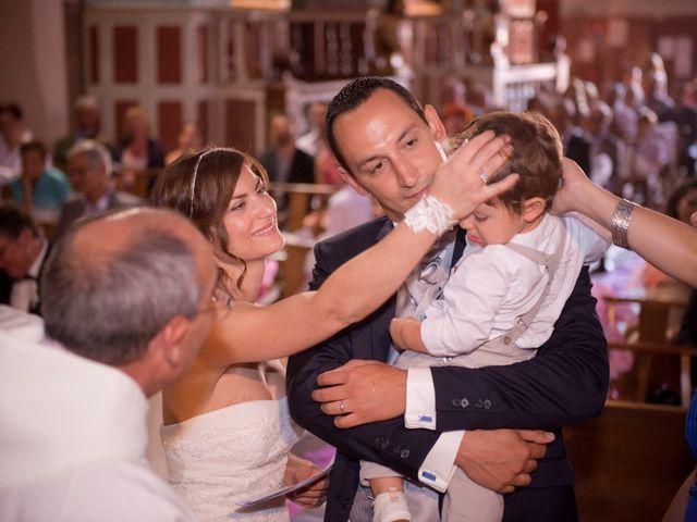 Le mariage de Yann et Laetitia à Dieupentale, Tarn-et-Garonne 14