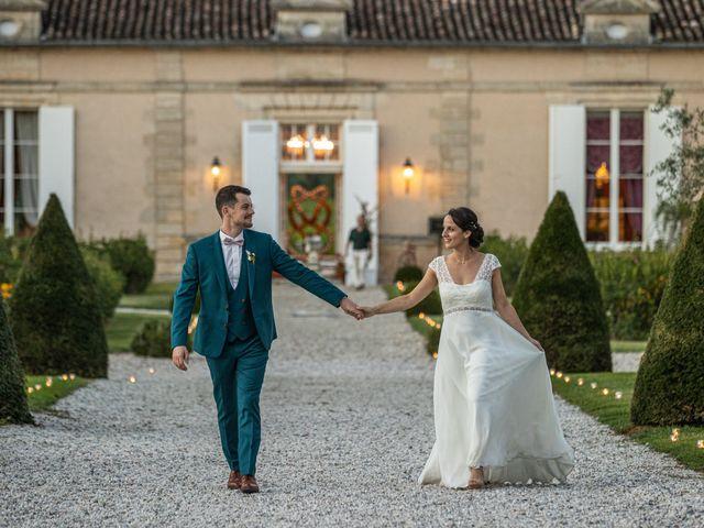 Le mariage de Adeline et Benjamin