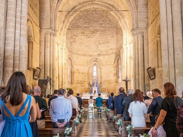 Le mariage de Benjamin et Adeline à Saint-Christophe-des-Bardes, Gironde 14