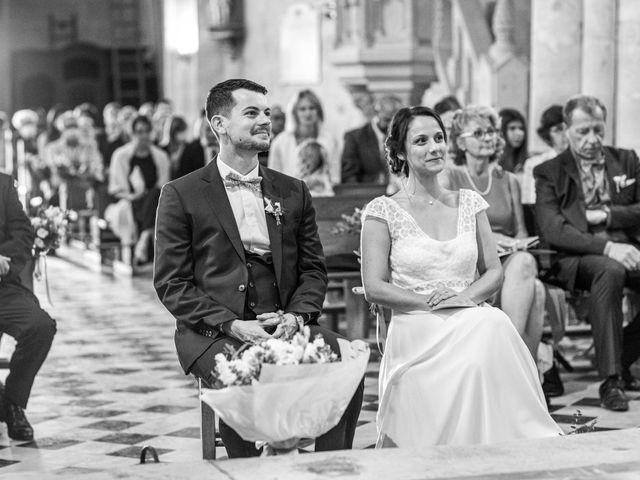 Le mariage de Benjamin et Adeline à Saint-Christophe-des-Bardes, Gironde 15