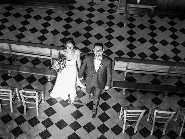 Le mariage de Benjamin et Adeline à Saint-Christophe-des-Bardes, Gironde 17