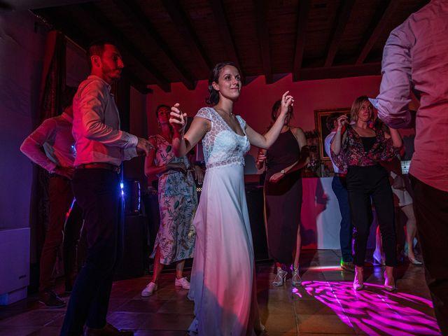 Le mariage de Benjamin et Adeline à Saint-Christophe-des-Bardes, Gironde 18