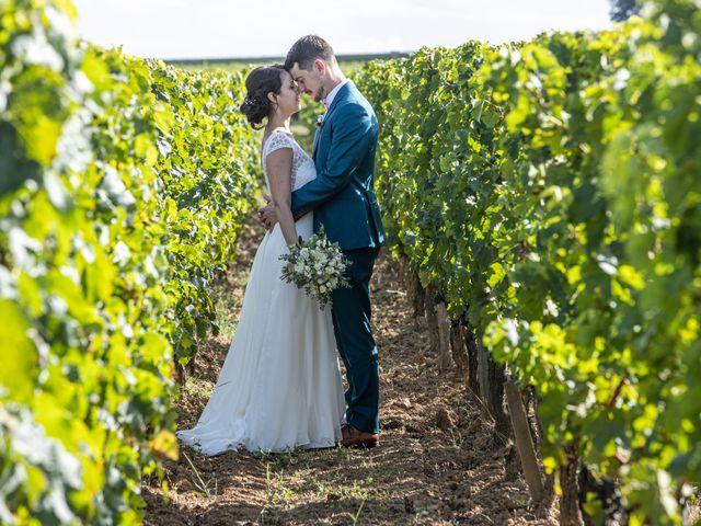 Le mariage de Benjamin et Adeline à Saint-Christophe-des-Bardes, Gironde 20
