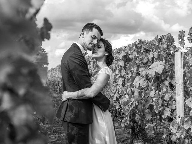 Le mariage de Benjamin et Adeline à Saint-Christophe-des-Bardes, Gironde 21