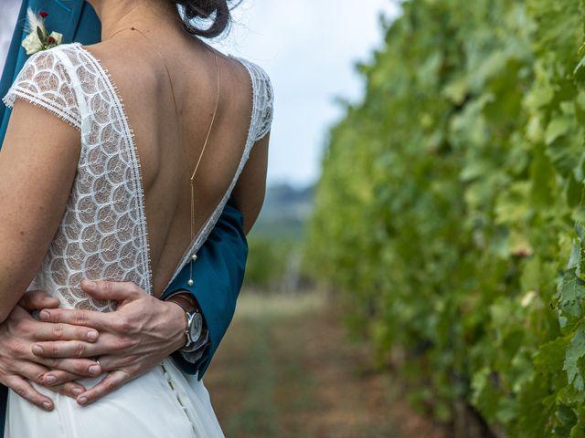 Le mariage de Benjamin et Adeline à Saint-Christophe-des-Bardes, Gironde 22