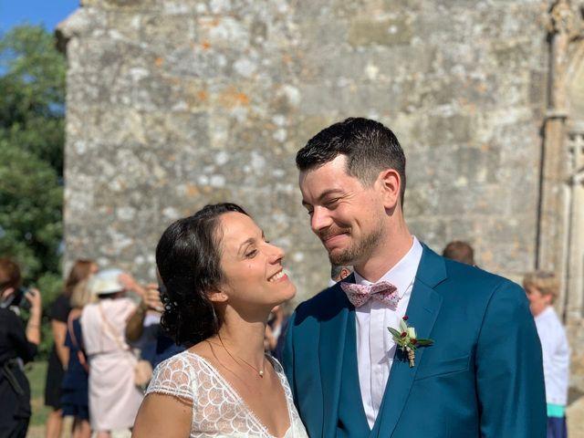Le mariage de Benjamin et Adeline à Saint-Christophe-des-Bardes, Gironde 27