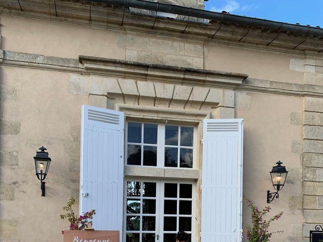 Le mariage de Benjamin et Adeline à Saint-Christophe-des-Bardes, Gironde 28