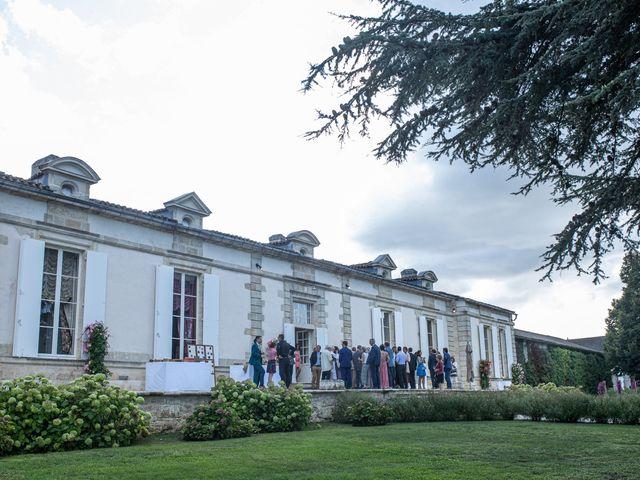 Le mariage de Benjamin et Adeline à Saint-Christophe-des-Bardes, Gironde 38