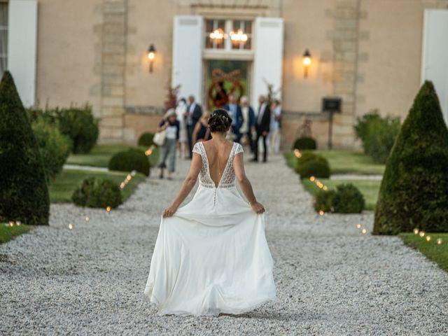 Le mariage de Benjamin et Adeline à Saint-Christophe-des-Bardes, Gironde 45