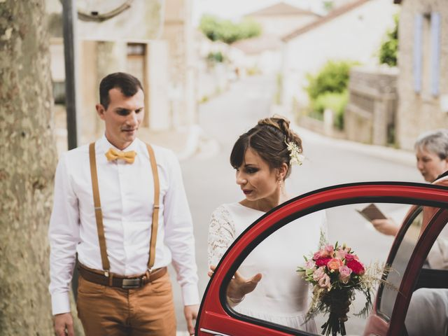 Le mariage de Romain et Sophie à Buzet-sur-Baïse, Lot-et-Garonne 5
