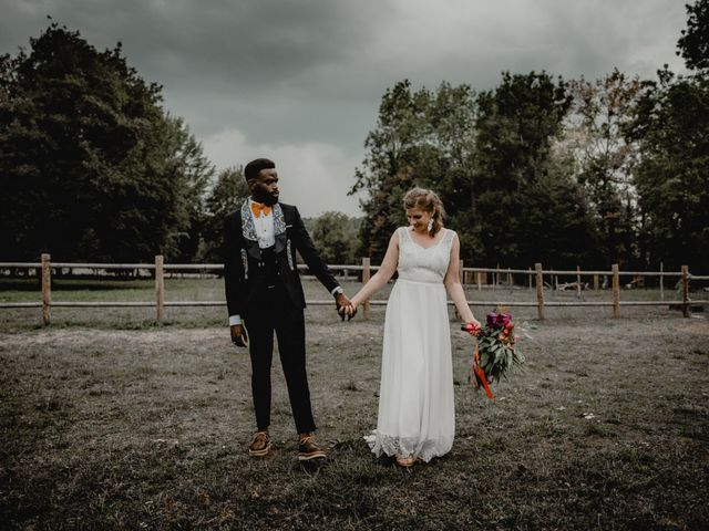 Le mariage de Alice et Jeannyk