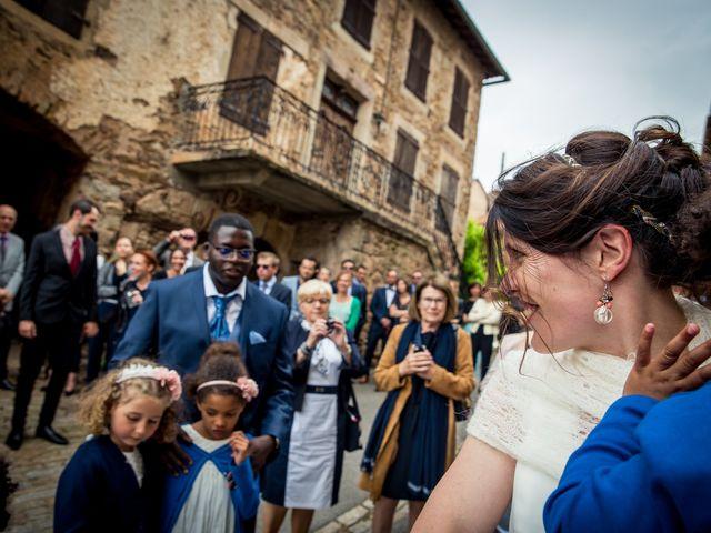 Le mariage de Silman et Anne à Calmels-et-le-Viala, Aveyron 5