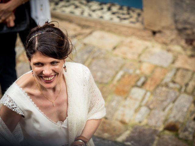 Le mariage de Silman et Anne à Calmels-et-le-Viala, Aveyron 11