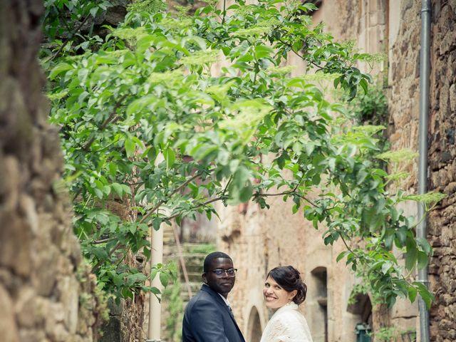 Le mariage de Silman et Anne à Calmels-et-le-Viala, Aveyron 13