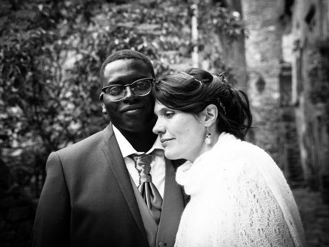 Le mariage de Silman et Anne à Calmels-et-le-Viala, Aveyron 15