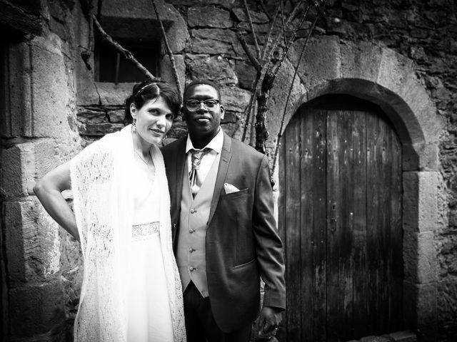 Le mariage de Silman et Anne à Calmels-et-le-Viala, Aveyron 19