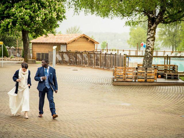 Le mariage de Silman et Anne à Calmels-et-le-Viala, Aveyron 28
